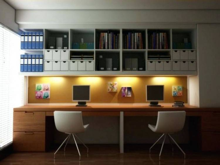 home office attractive shelves ideas wall storage shelving desktop home  office attractive