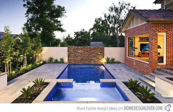 small  above ground pools for backyards pool ideas