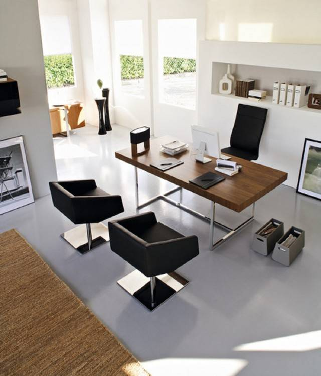 contemporary  home office furniture discount
