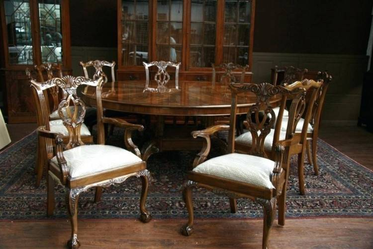 Medium Size of Formal Dining Room Tables Seats 10 Table Setting Ideas  Round Sets Best Of
