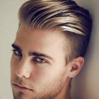 Slicked Back Haircuts for Guys New Men S Hair Haircuts Fade Haircuts  Short Medium Long Buzzed