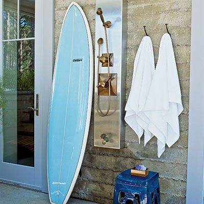 Home Depot Shower Board Beach Style Patio Also Cool Deck Deck Dock Exposed  Shower Head Foot Washer Outside Shower Privacy Stainless Shower Head Surf  Board