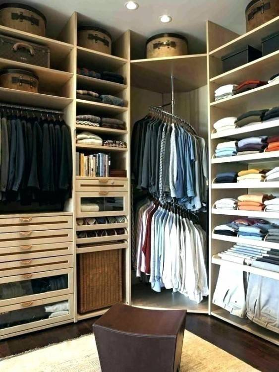 Create a custom closet design that works for your style and space