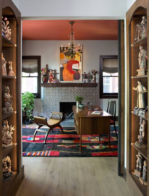 Eclectic Home Tour | Summer 2017 | Jessica Brigham  Blog | Magazine Ready for Life For