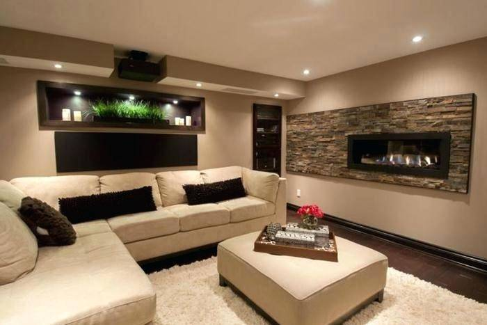 Looking for awesome basement decorating ideas? Check out our 15 ideas that  will help you finish off any basement in style