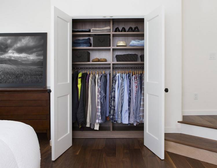 This closet to be specific