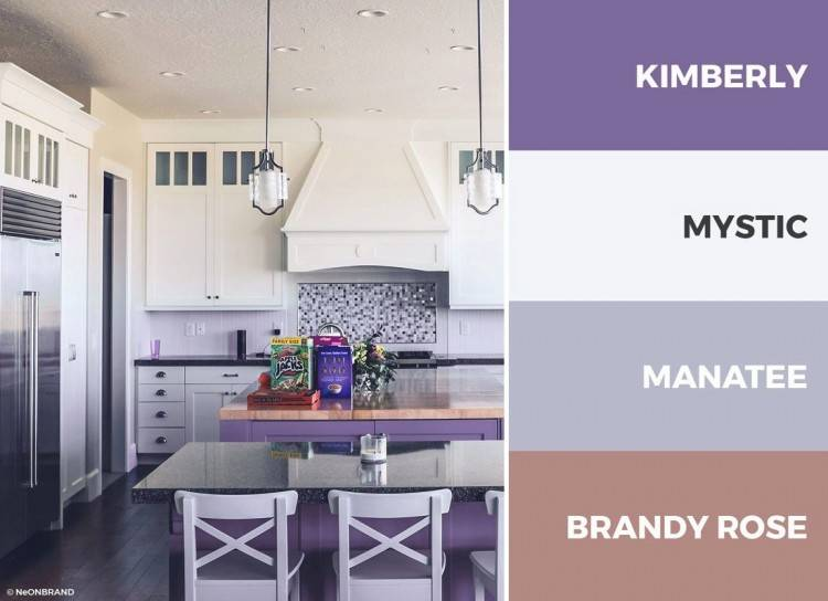 purple kitchen decor pictures of kitchens best ideas on accessories tile