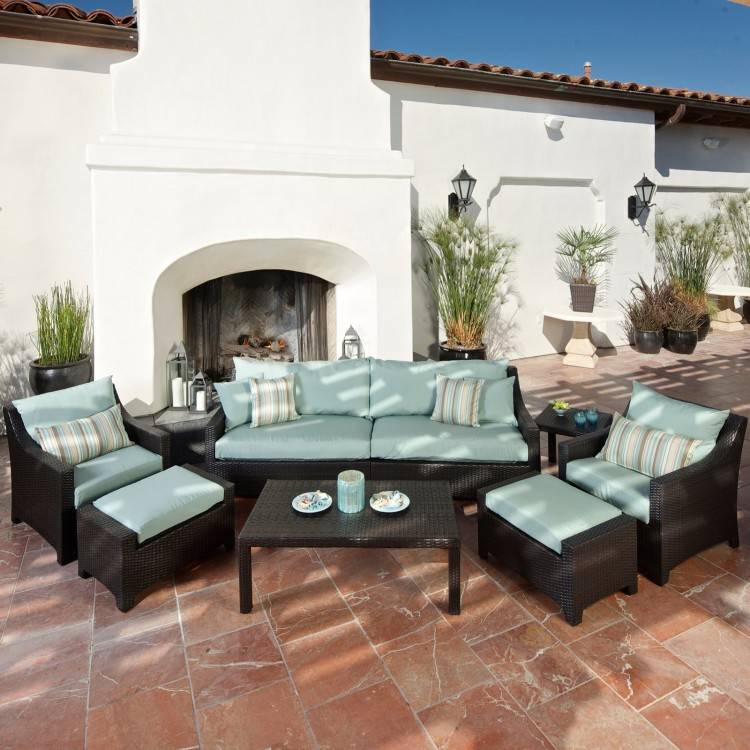 Patricia Natale Noormand · Wrought  iron patio furniture