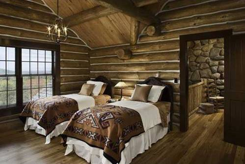 log cabin themed bedroom makeover traditional designs decorating ideas style  furniture home decor th