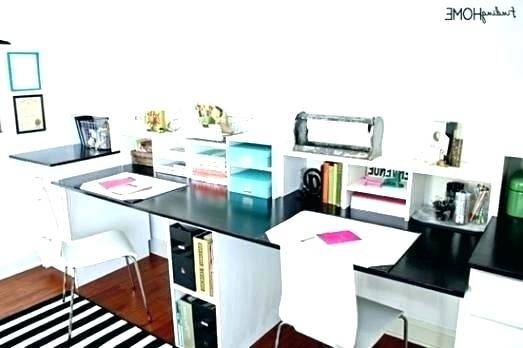 Innovative Double Desk Home Office Best 25 Double Desk Office Ideas On  Pinterest Double Desk