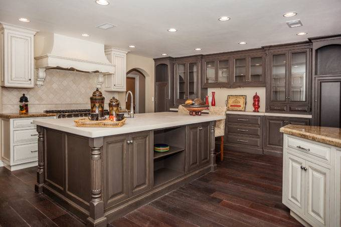 two colors kitchen cabinets two tone kitchen cabinet ideas nautical two  color kitchen cabinet ideas color