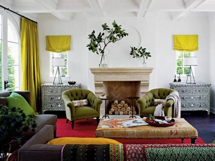 cottage style decorating living room cottage style