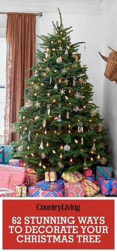 Our favourite type of Christmas tree