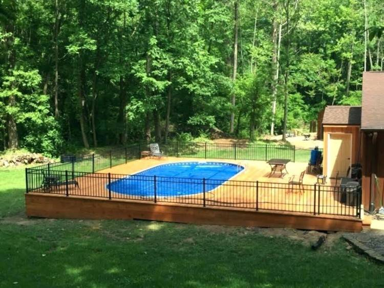 deck over pool wood pool deck wood pool deck shades of green landscape  architecture ca wood