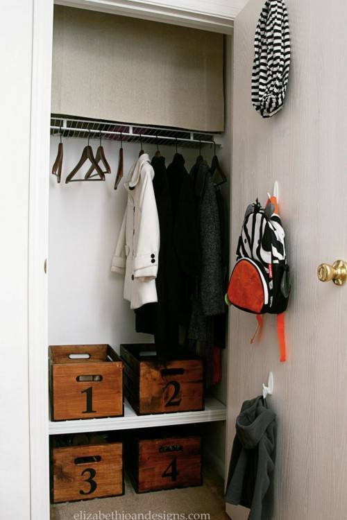 Organize  and declutter your storage space with custom closets, storage and cabinetry