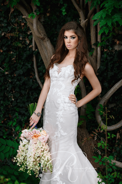 Perfectly Petite Bride Wedding Dresses