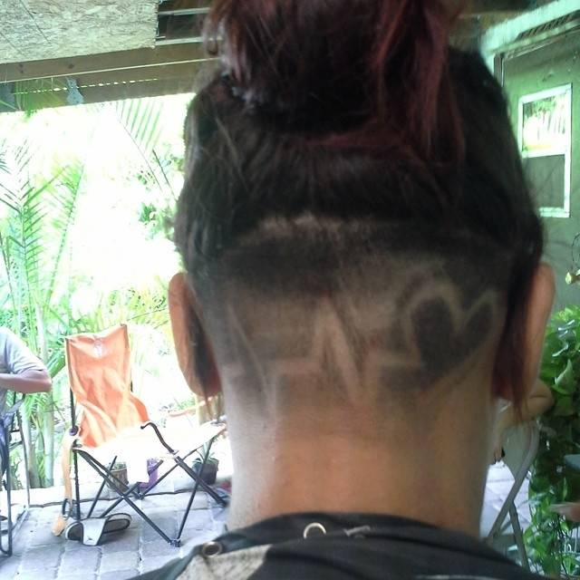 This hairstyle can actually prove to be  a