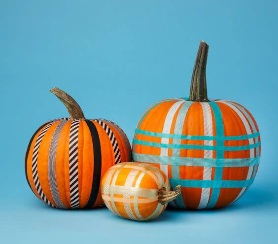 Creative Halloween ideas scary  pumpkin