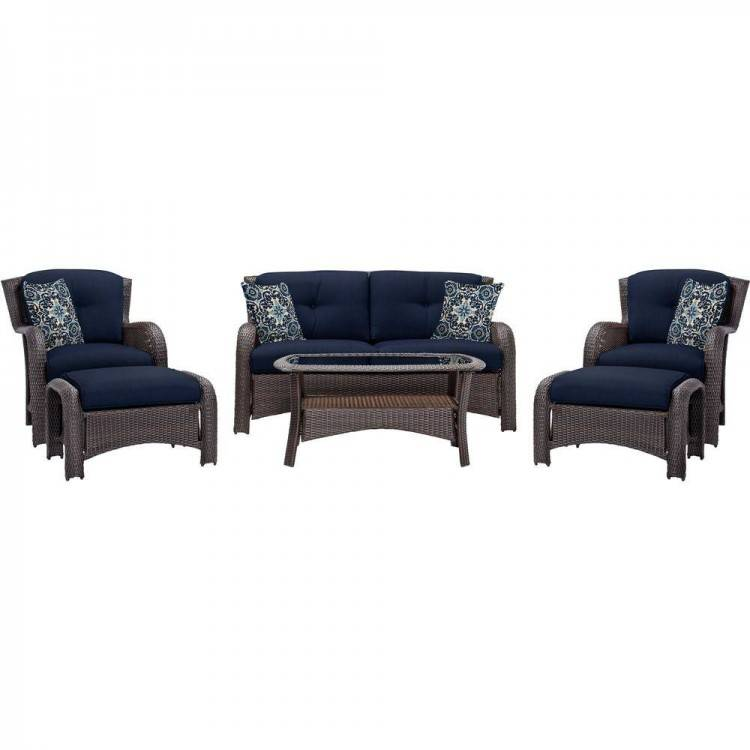 Woodard grape leaf wrought iron couch
