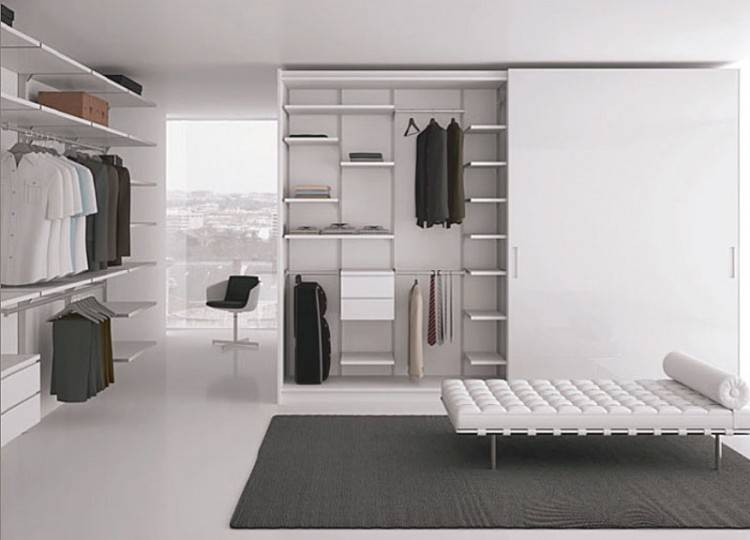 walkin closet designs