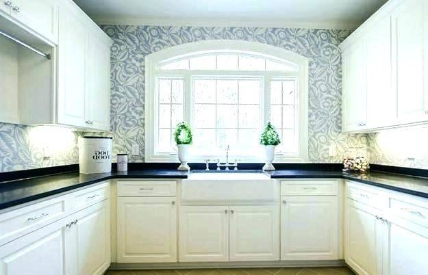 Brick Effect Wallpaper Kitchen Ideas