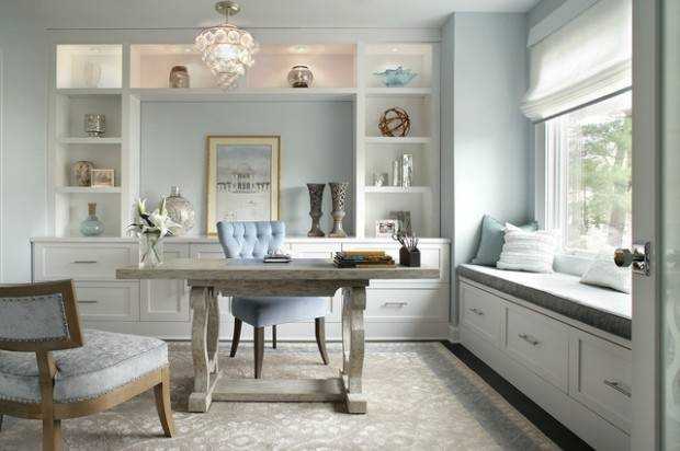 Office Decorating Ideas Attractive Home Offices for Women: Elegant Home  Offices For Women Ideas