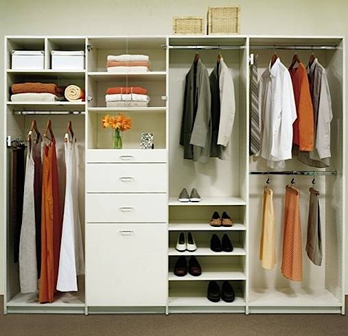 No drawers just shelves
