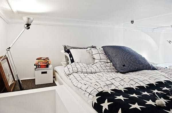 cute small bedroom decorating
