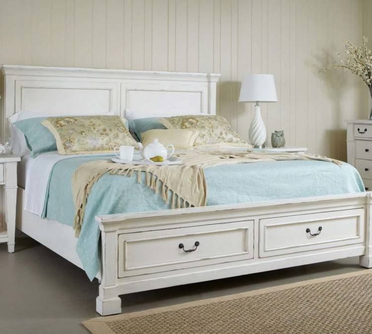 Bedroom furniture for sale at Jordan's Furniture stores in MA, NH and RI