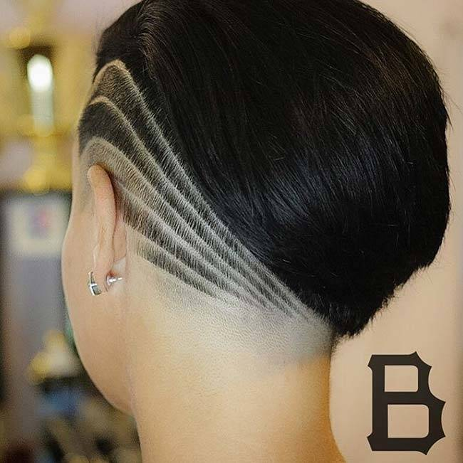 Searching online, you can find more of the a line hairstyles, which has  become popular, especially among black men, but to flaunt any of these  hairstyles