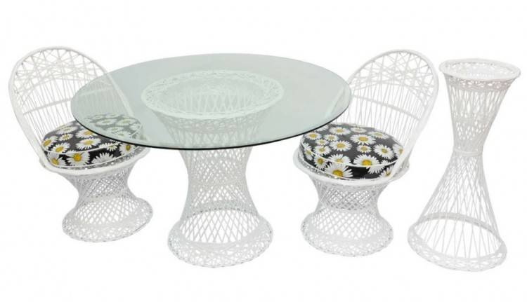 Large Size of Patio Ideas:patio Furniture Small Wrought Iron And Wood Patio  Furniture Mexican
