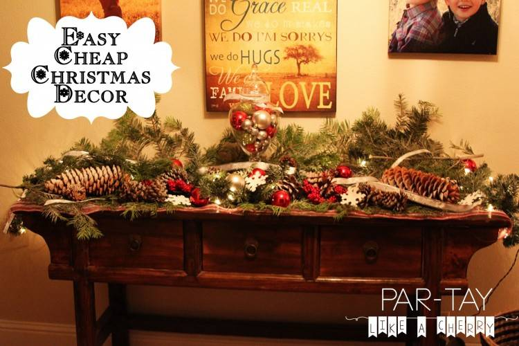 inexpensive christmas table centerpiece ideas simple last minute holiday  centerpiece ideas diy christmas party decorating ideas