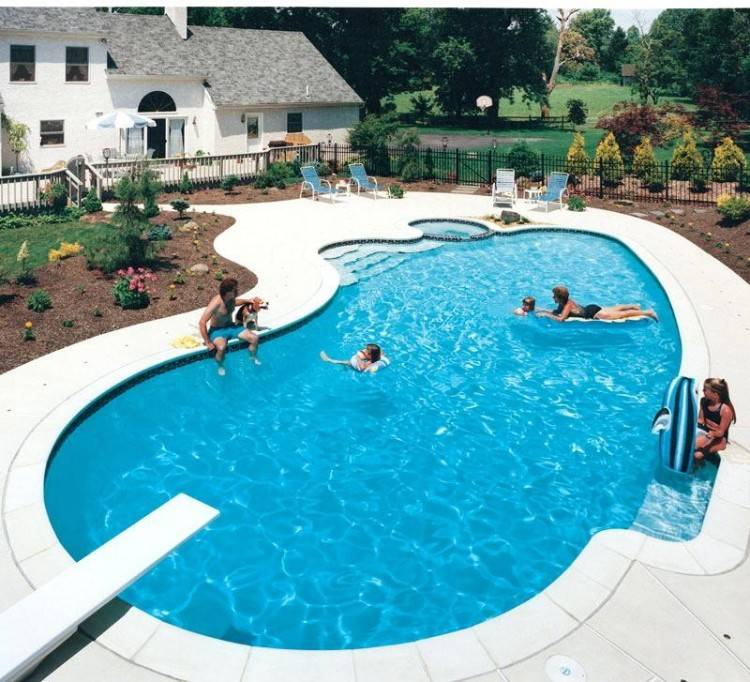 18 Spectacular  Industrial Swimming Pool Designs