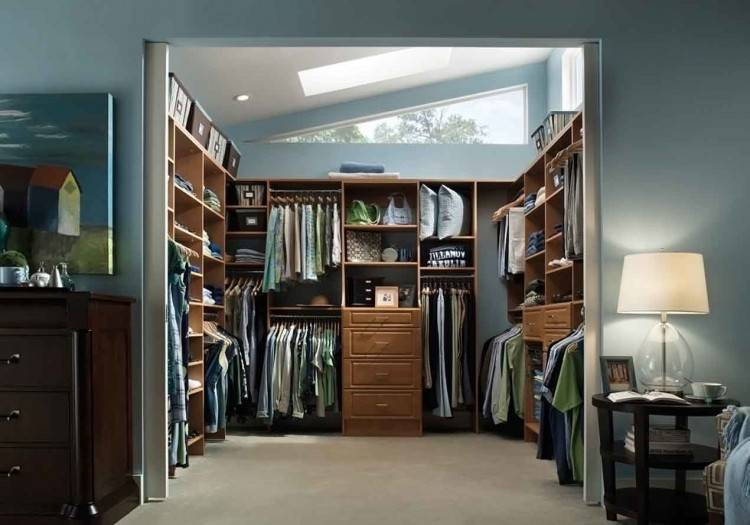 Adjust A Shelf white wire shelving children's closet
