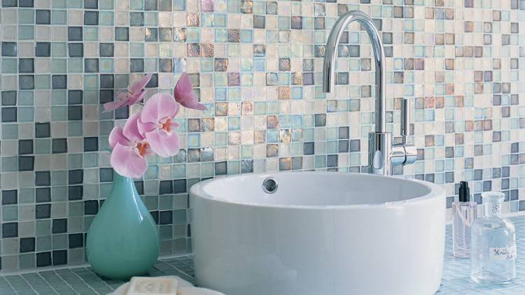 Glass Tile Bathroom Walls Tiled Bathroom Walls Mosaic Tile Bathroom Wall  Google Search Glass Tile Bathroom Wall Ideas How To Install Glass Tile On  Bathroom