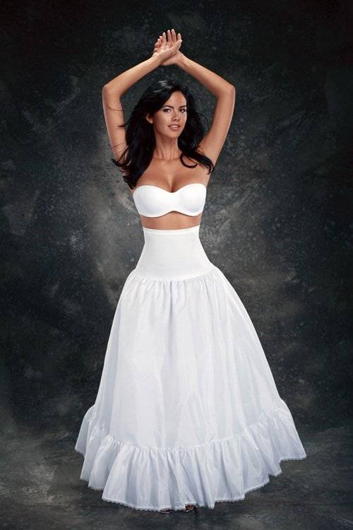 All petticoats for wedding dresses are sold directly from  manufactuer,though it is accessories for wedding event