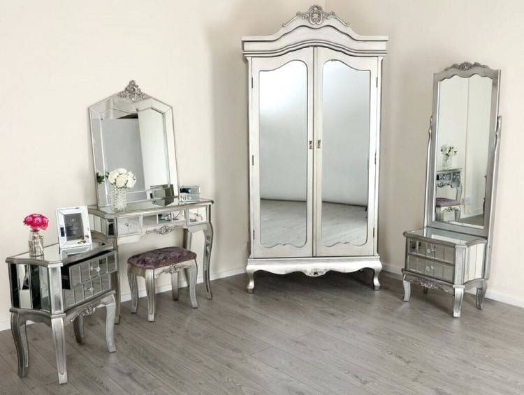 cheap mirrored bedroom furniture mirrored furniture bedroom bedroom curved mirrored  furniture mirror pieces for furniture mirrored