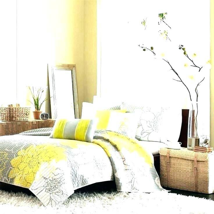 bedroom decorating ideas yellow and gray bedrooms pale paint colors for d