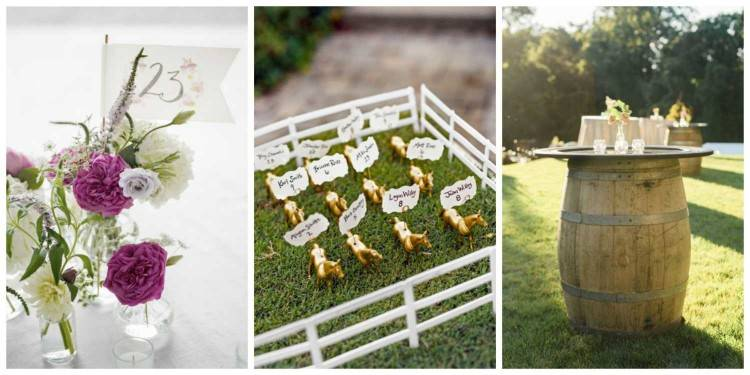 Rustic Barn Decorations Awesome Superb Ideas 7 Best Wedding With Regard To  6
