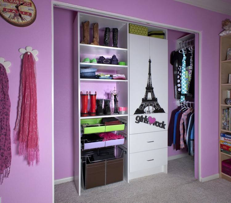 Closet Design Ideas By On  December 2, 2018 No Comments