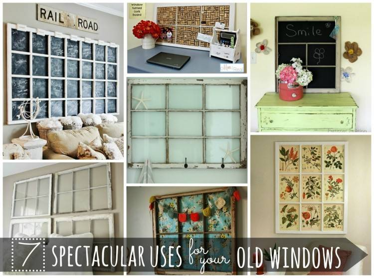 old window decor how to old window for decor  decorations