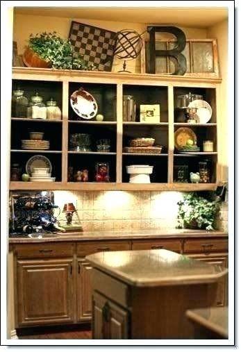 Top Of Cabinet Decor Ideas Cabinet Top Decor Exotic Above Cabinet Decor  Large Size Of Above Kitchen Cabinets Space Above Kitchen Cabinet Top Decor  Top