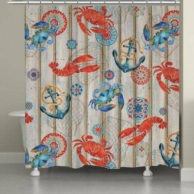 Shower curtains or outdoor fabrics come in all kinds of colors and  patterns
