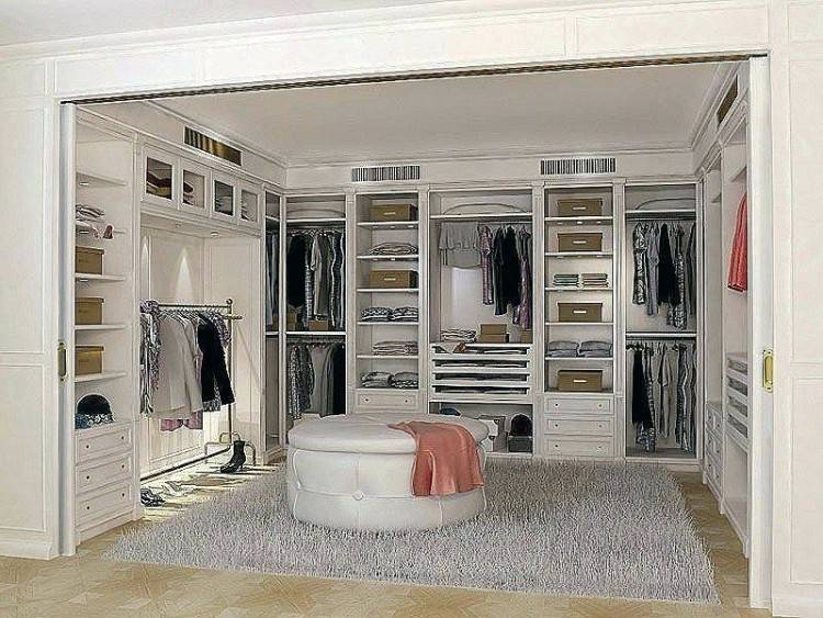 Furniture: Modern Closet Ideas