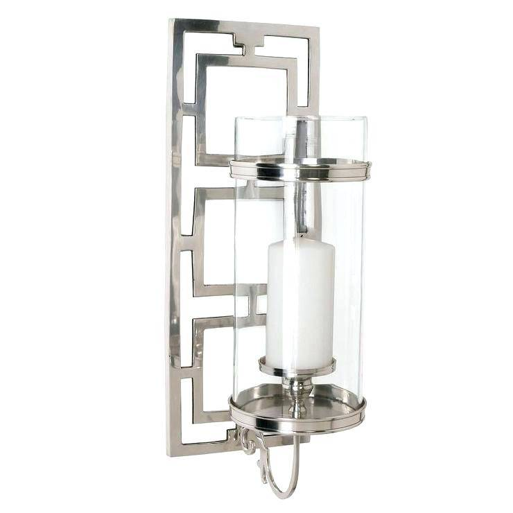 modern wall candle sconces for bedroom