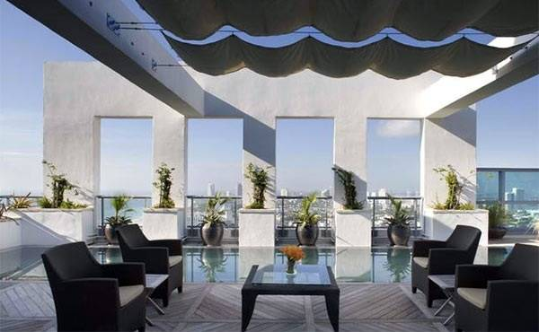 rooftop terrace design the city of a stunning roof terrace design rooftop  pools that will look