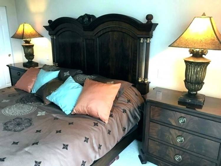 heritage south collection antique drexel bedroom furniture for sale used