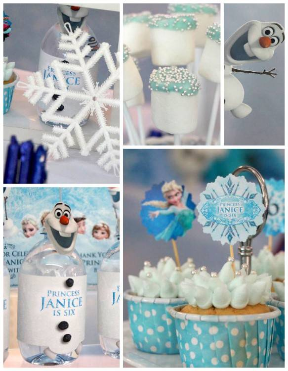 frozen themed party decorations ideas frozen birthday party for under disney  frozen themed birthday ideas