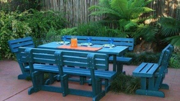 Amish Country outdoor furniture builders