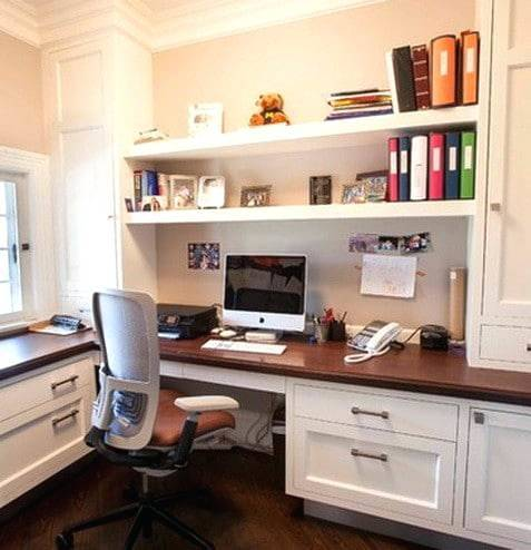 Innovative Home Office Ideas For Men and 75 Small Home Office Ideas For  Men Masculine Interior